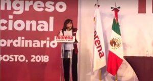 Estoy segura de que se anulará elección a gubernatura en Puebla: Polevsky