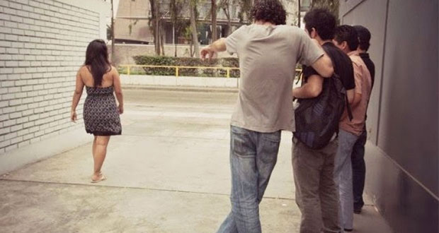 Multa de hasta 36 horas y $8,000 por acoso callejero en la ciudad de Puebla
