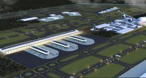 Este sería el aeropuerto que plantean como alternativa al NAIM