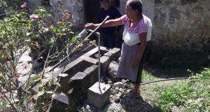 Construyen sistema de agua potable para 250 habitantes de Xochitlán