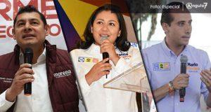 Armenta, Nadia Navarro y Riestra tampoco excedieron gastos de campaña: INE