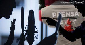 Periodistas poblanos denuncian amenazas de líder panista y exfuncionario