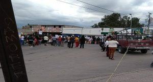 Cierran la Puebla-Tehuacán por caso de adolescente desaparecida en Amozoc