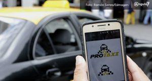App del gobierno que ofrecerá servicio de taxi arrancará el 11 de septiembre