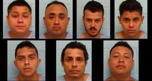 Poblano, uno de 7 detenidos por asaltar joyería en Texas: cónsul