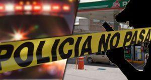 Una empleada sale herida en asalto a gasolinera en Texmelucan