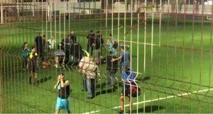 Saldo de 4 heridos deja balacera en cancha de futbol, en Guadalajara