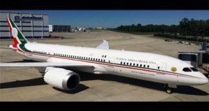 Sobrino de futuro titular de Fonatur hace oferta por avión presidencial