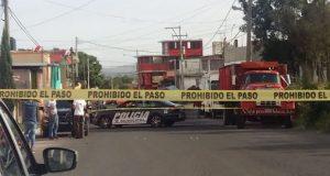 Reportan balacera en Lomas de San Miguel; habría saldo blanco