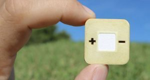 Desarrollan batería biodegradable para dispositivos portátiles