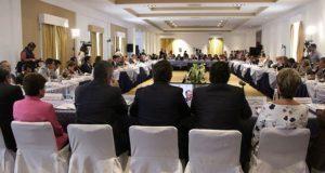 Puebla firma acuerdo laboral para incorporar a grupos vulnerables