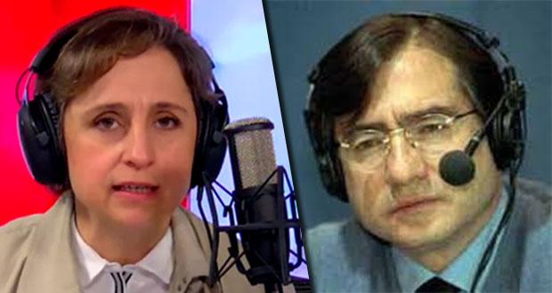 Aristegui y Gutiérrez Vivó regresarían al radio en sexenio de AMLO