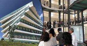 Antorcha inaugura Casa de Cultura de Tecomatlán; tendrá siete pisos