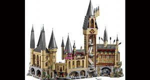 Gracias a Lego, fans de Harry Potter tendrán la réplica de Hogwarts