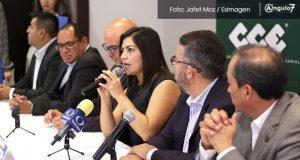 Empresarios propondrán terna para secretario de Desarrollo Económico: Rivera