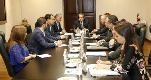 Comisión de transición para gubernatura establece agenda de trabajo