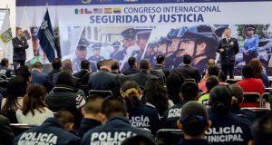 En congreso, Ssptm reúne a expertos mundiales en seguridad y justicia