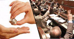 """25 Congresos gastan mil 915 mdp en """"ayudas sociales"""" que no les tocan"""