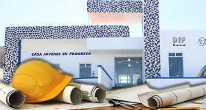 Copi Construcciones, empresa que hará casa de Jóvenes en Cuetzalan