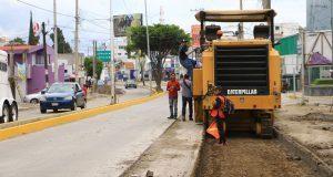 Reportan avance global del 67% en construcción de línea 3 de RUTA