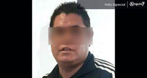 Detienen a policía de Tlaxcala acusado de explotación sexual