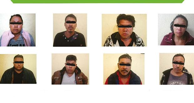PGJ de Hidalgo detiene a 8 implicados en asesinato de edil de Naupan