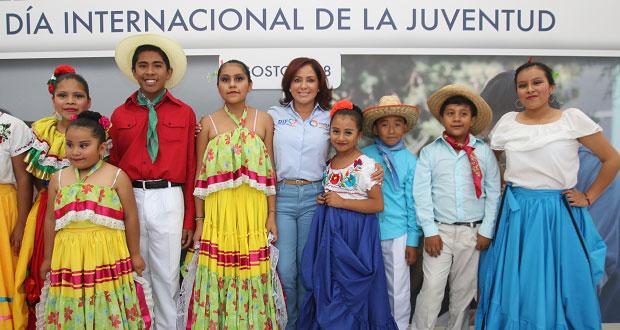 Casas Jóvenes en Progreso promueven desarrollo integral: DIF