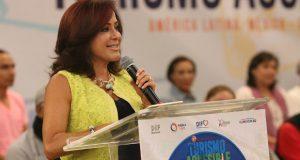 Puebla tiene bases para inclusión social de discapacitados: Dinorah