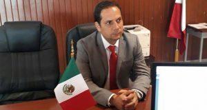 Alejandro Carvajal busca coordinar a diputados federales de Puebla