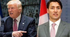Renegociación de Tlcan terminaría próximo viernes: Trump y Trudeau