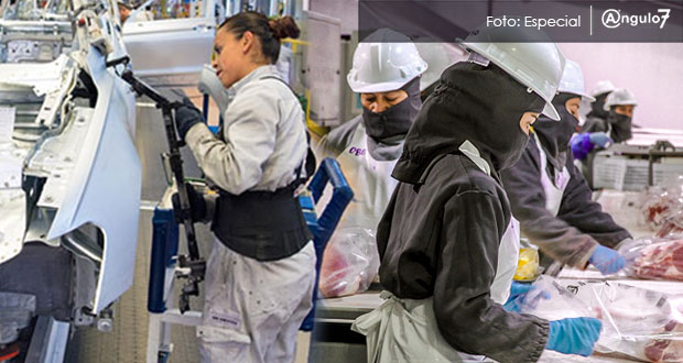 Puebla, sin cumplir meta de empleos en 1S de 2018: Semáforo Económico