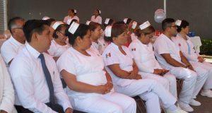 Enfermería, una de las profesiones más nobles: delegada de Issste