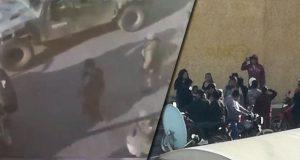En pocas horas, Ejército se enfrenta a supuestos huachicoleros en Texmelucan
