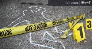 Hallan dos cadáveres a unos metros del Camino a Tlatepango