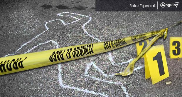 Hallan 5 cadáveres durante el fin de semana en Puebla