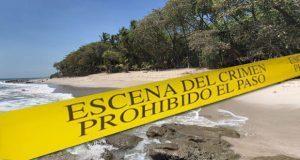 Asesinan a joven mexicana en playa de Costa Rica