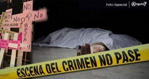 Suman 49 presuntos feminicidios en lo que va de 2018 en Puebla
