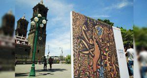 Llega a Puebla exposición de 36 obras del artista Carlos Luna