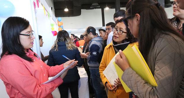 Ofrecen 26 empresas 755 vacantes en feria de empleo de Ciudad Modelo