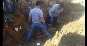 Hallan fosa ilegal con al menos 11 cuerpos en casa de Guadalajara
