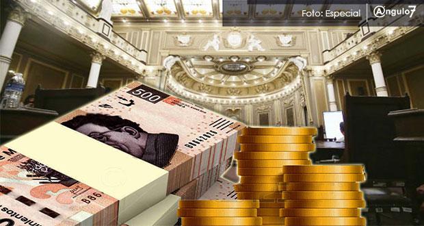 Congreso poblano, insatisfactorio; sobreejerció en 16% presupuesto: IMCO