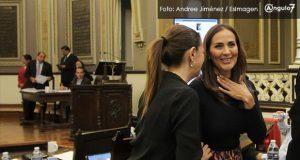 Geraldine González hizo campaña 3 meses sin renunciar a sueldo en el Congreso