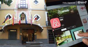 Hoteles de Puebla acusan caída de reservaciones por la app Airbnb