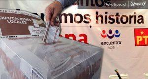 Morena-PT-PES impugnan elección de 26 distritos locales, aunque ganaron 16
