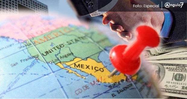 Aumenta en 27% Inversión Extranjera Directa de Puebla en 1er semestre: SE