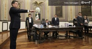 Aún dirigiendo el PRD, Congreso nombra a Jorge Cruz magistrado de TSJ