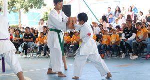 Por 4 semanas, 400 menores participan en curso de verano del Sedif