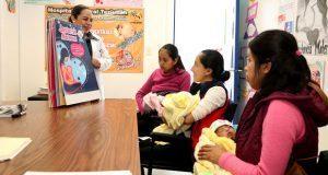 En Puebla existen 2 mil 283 donadoras de leche materna