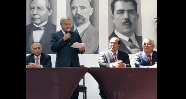 Lázaro Cárdenas es designado por AMLO como jefe de asesores