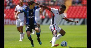 Lobos BUAP suma su 3er derrota ante el Querétaro de Rafael Puente